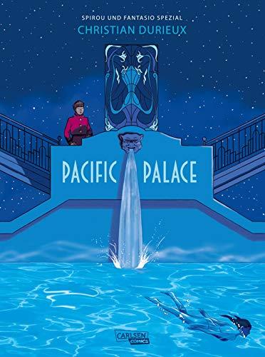 Spirou und Fantasio Spezial 32: Pacific Palace (32)
