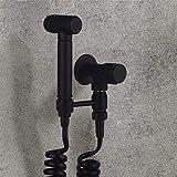 YY Bidé Handheld Kit Bidé Conjunto pulverizador de Acero Inoxidable pañal de Tela pulverizador Grifo - Aseo de Limpieza del Arma de Aerosol Bidé WC Cuarto de baño WC Enjuague