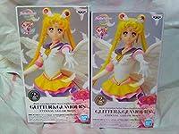 美少女戦士セーラームーン GLITTER&GLAMOURS フィギュア ETERNAL セーラームーン A B 2種類セット GLITTER