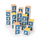Uncle Goose American Sign Language Blocks - Made in The USA...