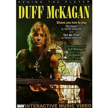 Behind the Player  Duff McKagan  DVD