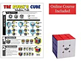 How to Solve a Rubix Cube for Beginners | The Ultimate Rubik Cube Solution | Solve the Rubik Cube 3x3 Stickerless Cube | The Rubiks Cube Solution Yall