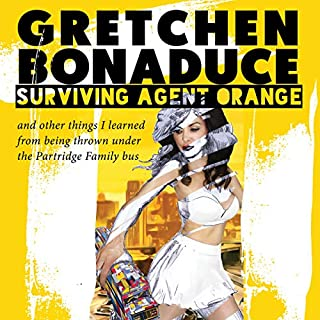 Surviving Agent Orange audiobook cover art