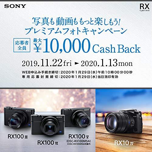 ソニー『Cyber-shot(サイバーショット)RX100Ⅵ(DSC-RX100M6)』