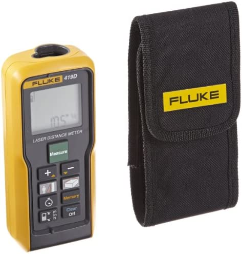 Fluke FLUKE 419D 419D Laser Distance Meter II Class 80m Range 1mm Accuracy product image