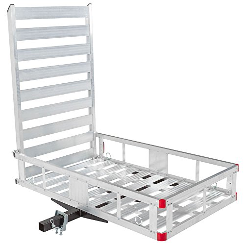 Economy Hitch Mounted Mobility Scooter Carrier Rack