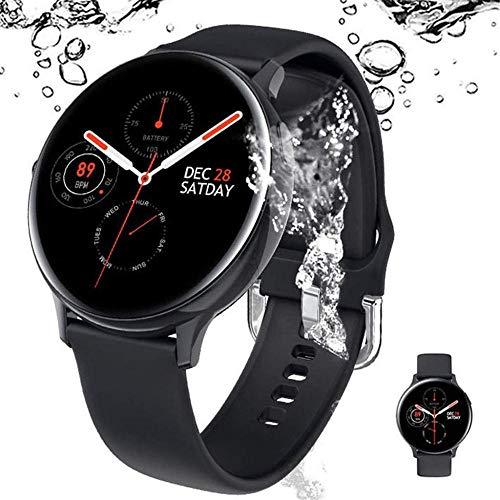 Reloj inteligente, rastreador de fitness con monitor de sueño, rastreador de actividad impermeable, podómetro, reloj deportivo