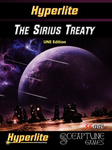 Hyperlite: The Sirius Treaty, Une Edition