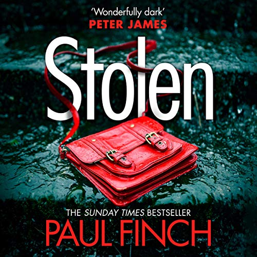 Stolen Audiobook By Paul Finch cover art