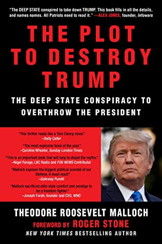 The Plot to Destroy Trump: The Deep State Conspiracy to Overthrow the President