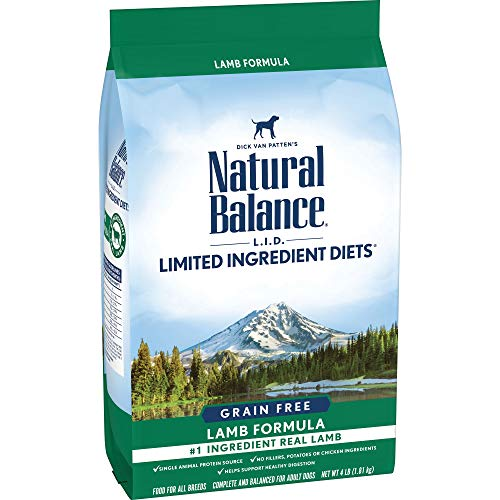 Natural Balance Limited Ingredient Diets Dry Dog...