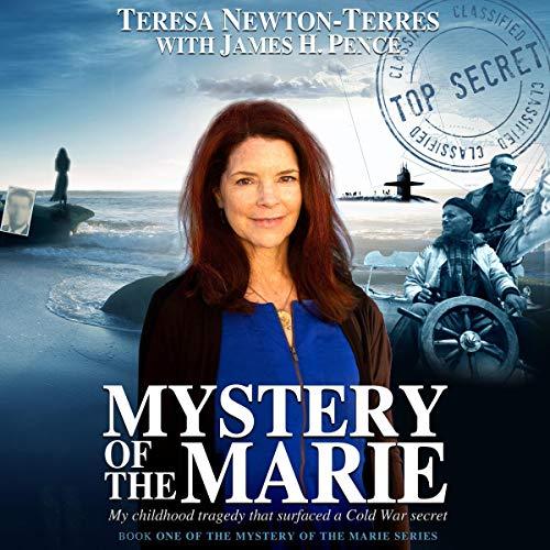 Page de couverture de Mystery of the Marie