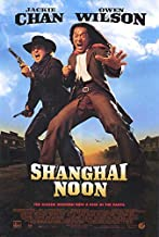 Shanghai Noon POSTER Movie (27 x 40 Inches - 69cm x 102cm) (2000)
