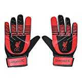 Liverpool FC Official Football Gift Boys Goalkeeper Goalie Gloves