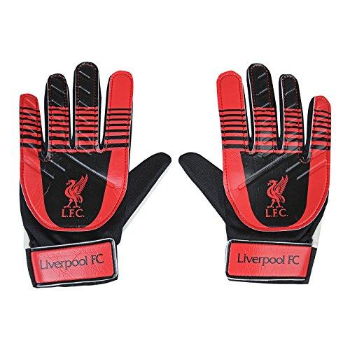 Liverpool FC Official Football Gift Youths Goalkeeper Goalie Gloves