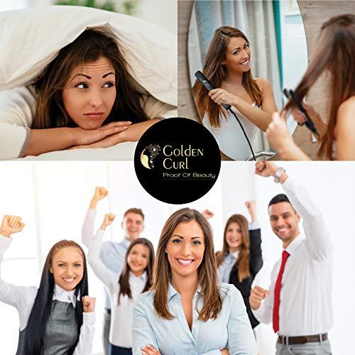 Golden Curl Glätteisen GL829 Gold - 5