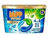 Wipp Express Detergente en Cápsulas Discos – 10 Discos