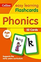 Phonics Flashcards: Reception English Home Learning and School Resources from the Publisher of Revision Practice Guides, Workbooks, and Activities. (Collins Easy Learning Preschool)