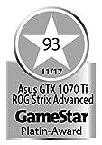 ASUS GeForce GTX 1070 Ti STRIX A8G Gaming - 9