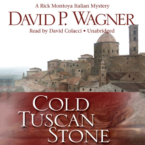Cold Tuscan Stone audiobook cover art