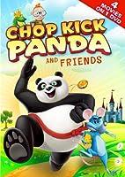 Chop Kick Panda & Friends [DVD]