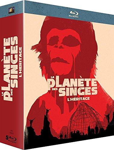 La Planète des Singes - L'héritage [Blu-ray]
