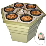 General Hydroponics 706721 EcoGrower Drip Hydroponic System