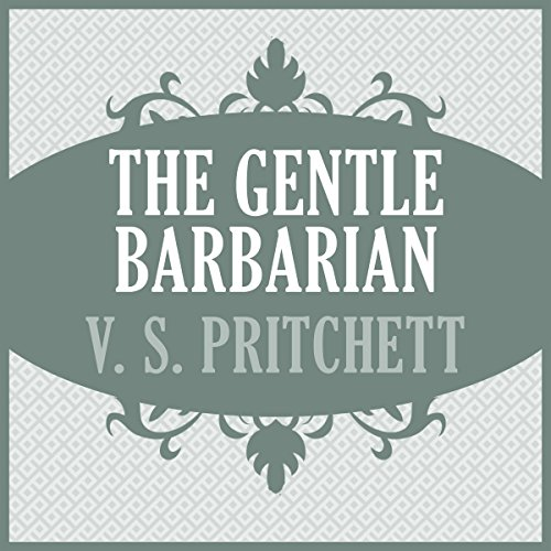 The Gentle Barbarian cover art