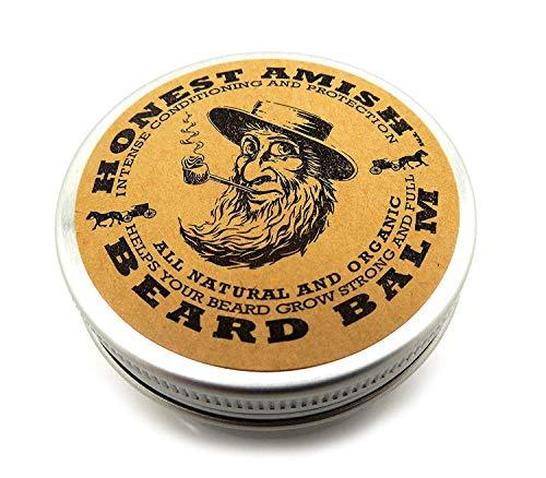 Crema para Barba | Balsamo Acondicionador sin Enjuage | 100% Natural | El Mas Vendido en USA!!