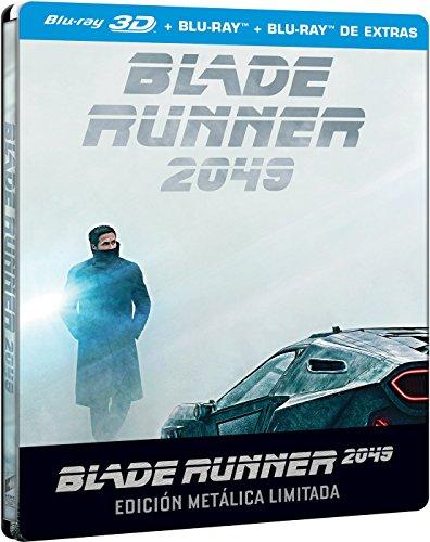 Blade Runner 2049 (BD 3D + BD + BD Extras) (Edición Especial...