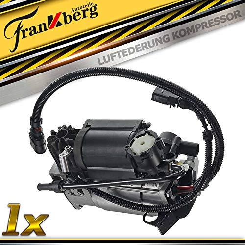 Frankberg Luftfederung Nivearegulierung Kompressor für A6 4B/C5 Stufenheck Kombi 1997-2005 4Z7616007A