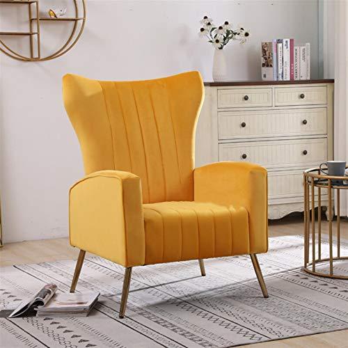 WSZMD Muebles Modernos Sala De Estar Silla De Sofá Minimalista Estilo Nórdico Inicio Velvet Combinación Sofá, Sofá Cama (Color : A)