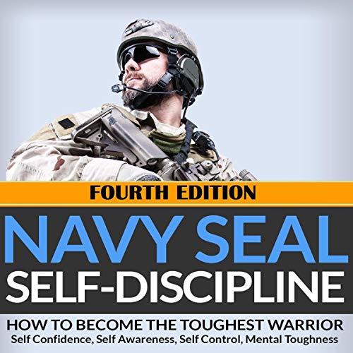 『Navy SEAL Self Discipline』のカバーアート