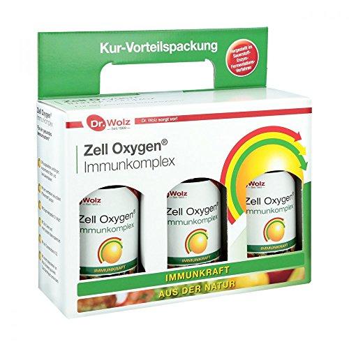 Zell Oxygen Immunkomplex, 3x250 ml Konzentrat