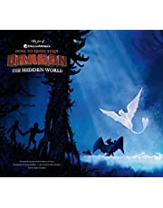 The Art of How to Train Your Dragon: The Hidden World [Idioma Inglés]