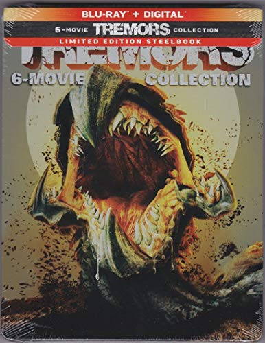 Photo of Tremors Complete Collection 6 Movie [Blu-ray]