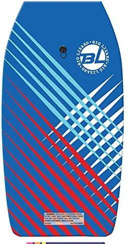 Big Ranking TOP13 Lizard Fort Worth Mall XL Bodyboard with Sturdy Detachable Leash ESP Cor and