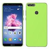 TBOC® Grün Gel TPU Hülle für Huawei Y7 Prime 2018 - Y7