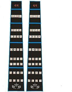 Violin Finger Fingerboard Sticker Guide Fingerboard Sticker Finger Grafiek Fret Guide Label Fretboard Marker Indicator Vio...
