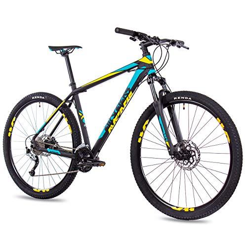 Mountainbike mit Gabelfederung