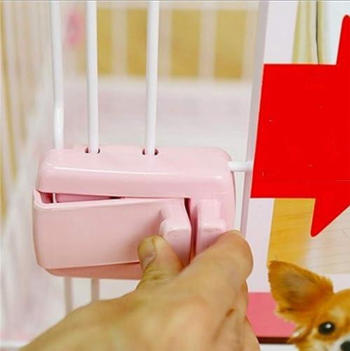 aquí tiene la última GYYL Habitación de Lujo Lujo Lujo Jaula para Perros Resina ecológica Jaula para Mascotas Peluche Teddy VIP Kennel Dog House  más orden