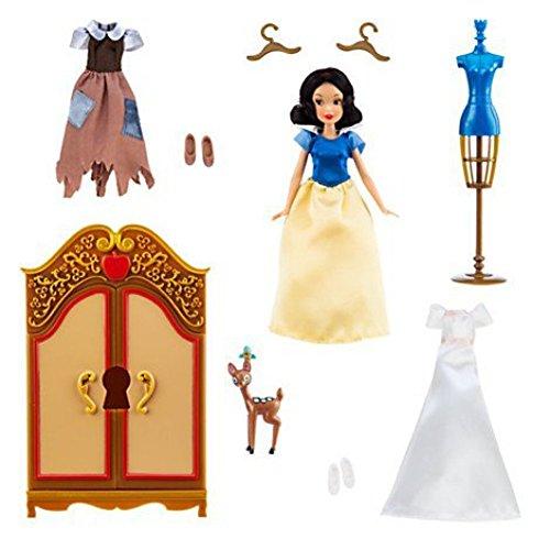 Disney Snow White Wardrobe Doll Play Set
