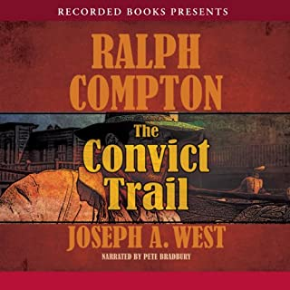 The Convict Trail cover art
