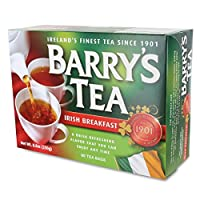 Barry's Original Blend Tea - 1 Pack of 80 Teabags (Pack of 2) - バリーのオリジナルブレンドティー - 80個のティーバッグの1パック x2 [並行輸入品]