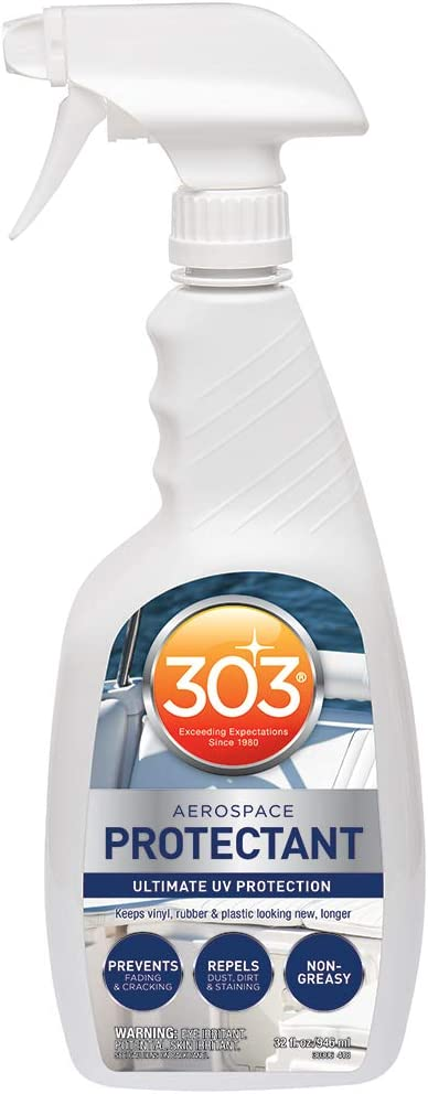 Hot Tub Maintenance Cleaning 303 Aerospace Viny Cheap SALE Start Protectant for Long-awaited