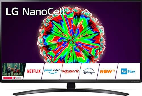 Lg 55NANO796NE - Smart TV 55 pulgadas 4K LED DVB-T2 Wifi