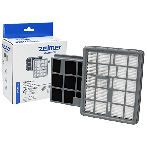 Un set di filtri Zelmer ZVCA355S (AVC3300200.00) per VC3300 Ceres
