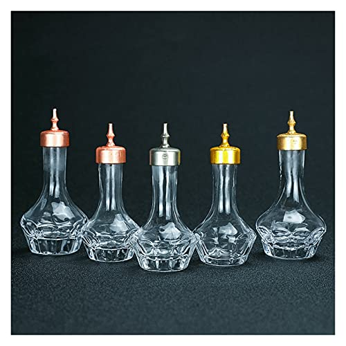 JSJJAWS Botella contenedor Botella de Bitters 30 ml / 50 ml Botella...