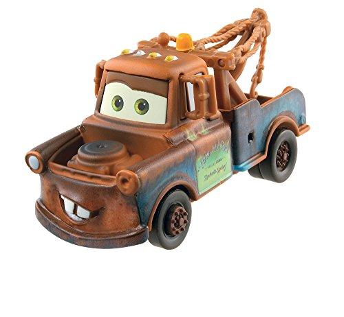 Cars Vehículo Brown Mater, coche de juguete (Mattel FJH92)