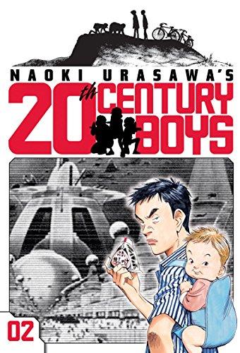 NAOKI URASAWA 20TH CENTURY BOYS GN VOL 02 (C: 1-0-1): The Prophet (Naoki Urasawa's 20th Century Boys, Band 2)